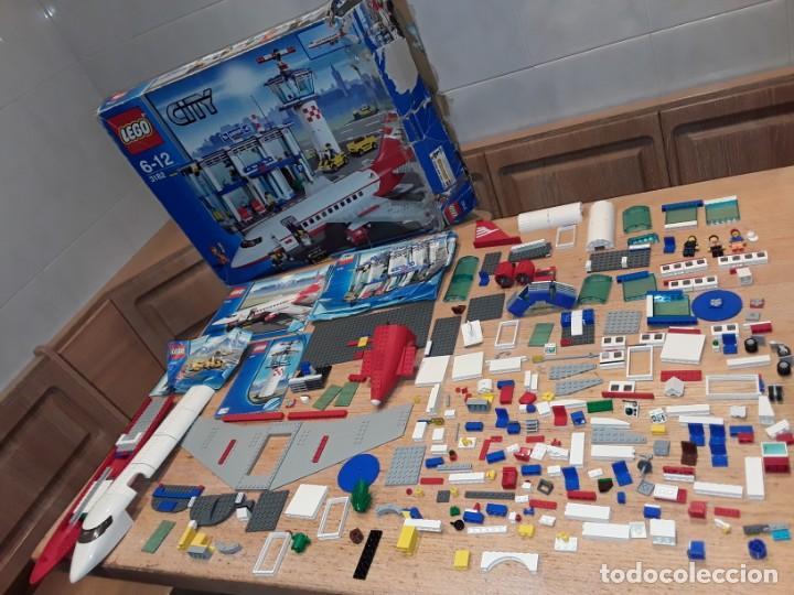 LEGO 3182 AEROPUERTO (Juguetes - Construcción - Lego)