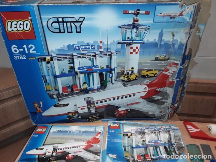 Juegos construcción - Lego: Lego 3182 Aeropuerto - Foto 2 - 219008748
