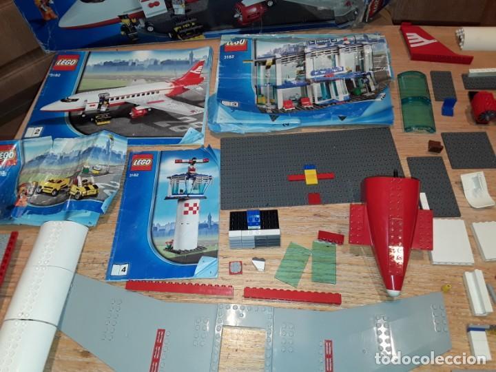 Juegos construcción - Lego: Lego 3182 Aeropuerto - Foto 3 - 219008748