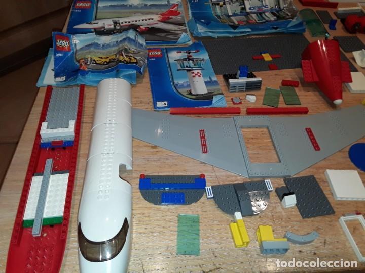 Juegos construcción - Lego: Lego 3182 Aeropuerto - Foto 5 - 219008748