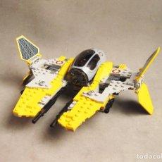 Juegos construcción - Lego: NAVE 75038 JEDI INTERCEPTOR STAR WARS. Lote 219108386