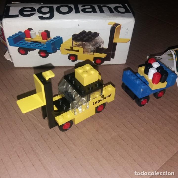 LEGO RED.632 MUY DIFÍCIL COMPLETO EN CAJA ORIGINAL (Juguetes - Construcción - Lego)
