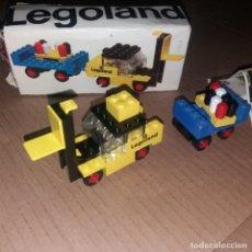 Juegos construcción - Lego: LEGO RED.632 MUY DIFÍCIL COMPLETO EN CAJA ORIGINAL. Lote 219537466