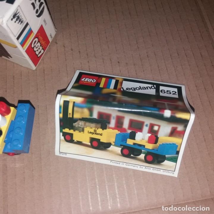 Juegos construcción - Lego: Lego red.632 muy difícil completo en caja original - Foto 2 - 219537466
