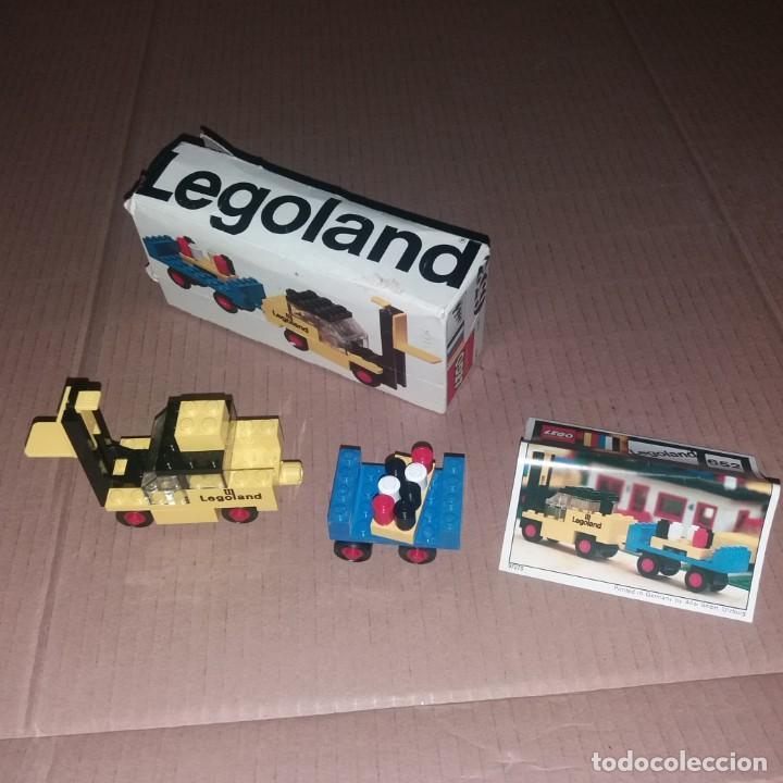 Juegos construcción - Lego: Lego red.632 muy difícil completo en caja original - Foto 3 - 219537466