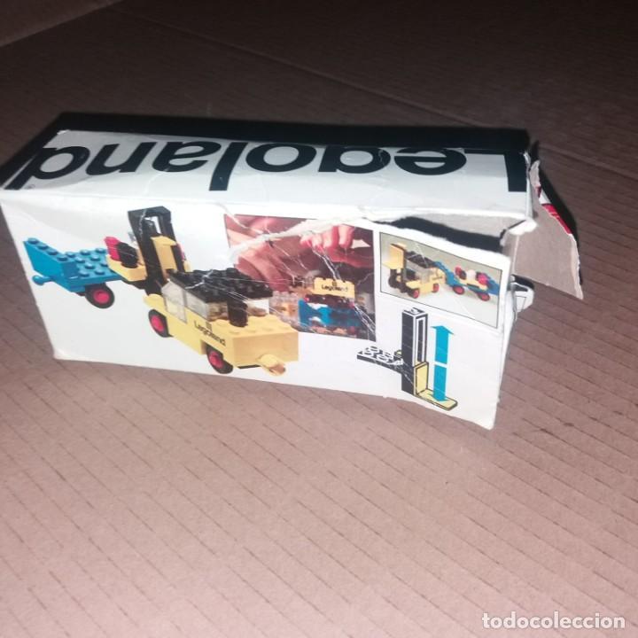 Juegos construcción - Lego: Lego red.632 muy difícil completo en caja original - Foto 4 - 219537466