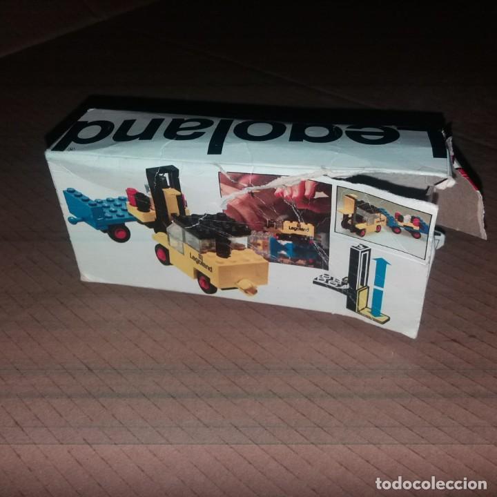Juegos construcción - Lego: Lego red.632 muy difícil completo en caja original - Foto 5 - 219537466
