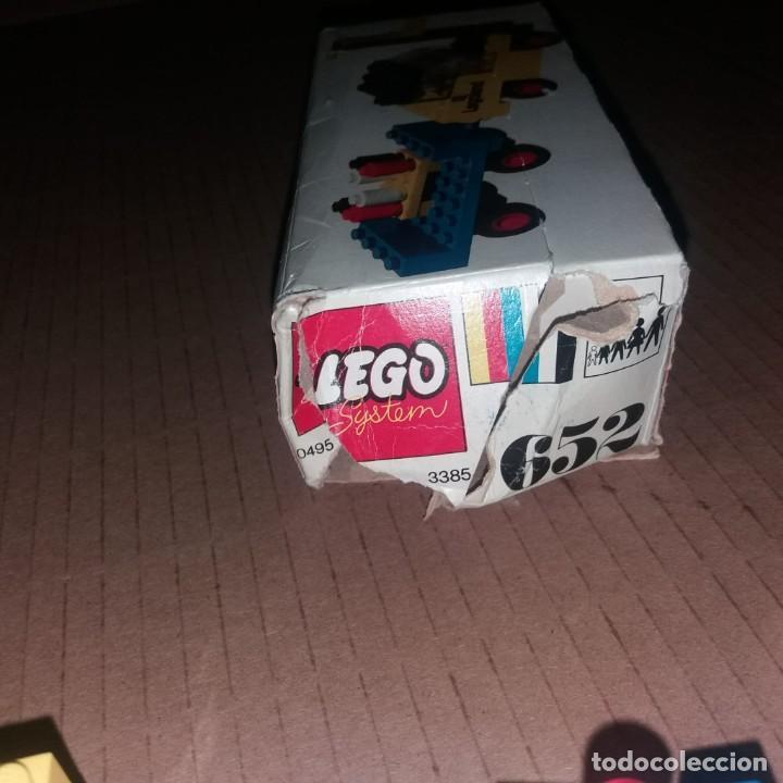 Juegos construcción - Lego: Lego red.632 muy difícil completo en caja original - Foto 6 - 219537466