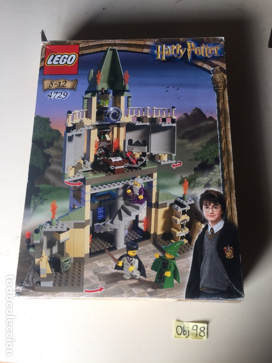 LEGO HARRY POTTER 4729 (Juguetes - Construcción - Lego)