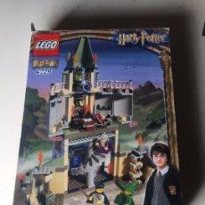 Juegos construcción - Lego: LEGO HARRY POTTER 4729. Lote 219553318