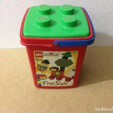 Juegos construcción - Lego: ANTIGUO LEGO. Lote 219606532