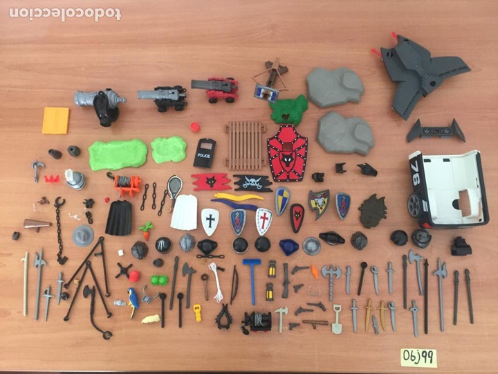 Juegos construcción - Lego: LOTE DE MUÑECOS LEGO + COMPLEMENTOS (VER FOTOS) - Foto 2 - 219891193