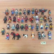 Juegos construcción - Lego: LOTE DE MUÑECOS LEGO + COMPLEMENTOS (VER FOTOS). Lote 219891193