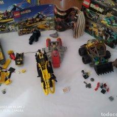 Juegos construcción - Lego: LOTE DE LEGO SYSTEM,INCOMPLETO. Lote 220561113