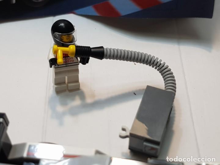 Juegos construcción - Lego: Lego Audi R18 Quattro Speed Champions red.75872 en caja original y manual completo - Foto 7 - 220935020