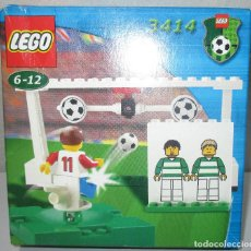 Juegos construcción - Lego: LEGO FÚTBOL NUEVO EN CAJA REF. 3414. Lote 221463492