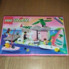 Juegos construcción - Lego: LEGO SYSTEM 6410 PARADISA. Lote 221596536