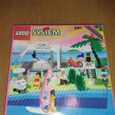 Juegos construcción - Lego: LEGO SYSTEM 6411 PARADISA. Lote 221599713
