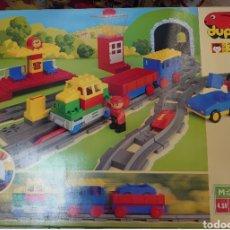 Juegos construcción - Lego: LEGO 2730 DUPLO ELECTRIC PLAY TRAIN. Lote 221613386