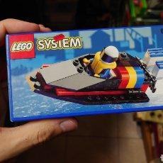 Juegos construcción - Lego: LEGO SYSTEM 6537 HYDRO RACER. Lote 221613607