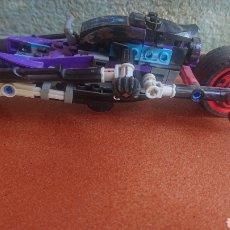 Juegos construcción - Lego: LEGO MOTO LEGO BATMAN. Lote 222222198