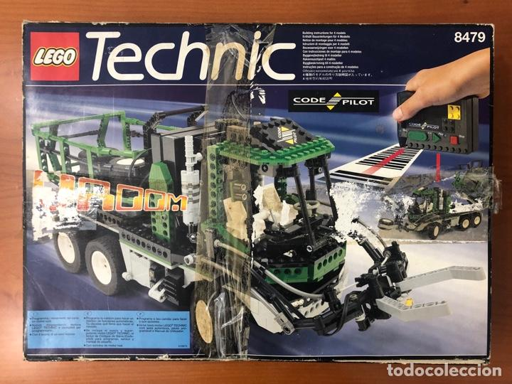 LEGO TECHNIC 8479 CODE PILOT ORIGINAL (Juguetes - Construcción - Lego)