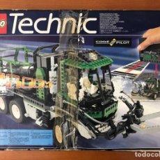Juegos construcción - Lego: LEGO TECHNIC 8479 CODE PILOT ORIGINAL. Lote 222295186
