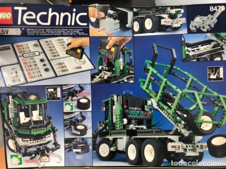 Juegos construcción - Lego: LEGO TECHNIC 8479 CODE PILOT ORIGINAL - Foto 2 - 222295186