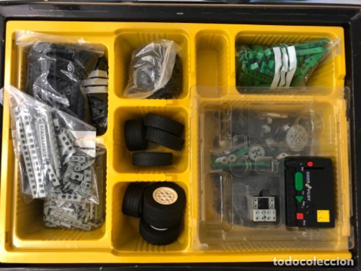 Juegos construcción - Lego: LEGO TECHNIC 8479 CODE PILOT ORIGINAL - Foto 3 - 222295186
