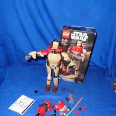 Juegos construcción - Lego: LEGO - FIGURA LEGO STAR WARS BAZE MALBUS, VER FOTOS ! SM. Lote 222353021