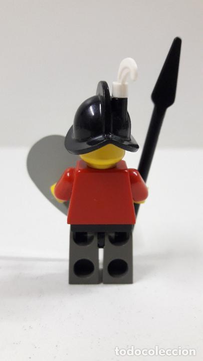 Juegos construcción - Lego: GUERRERO MEDIEVAL . ORIGINAL DE LEGO - Foto 2 - 222646672