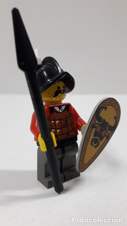 Juegos construcción - Lego: GUERRERO MEDIEVAL . ORIGINAL DE LEGO - Foto 4 - 222646672
