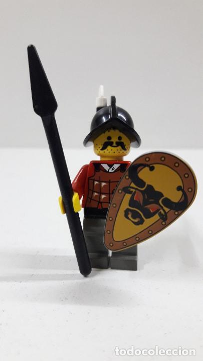 GUERRERO MEDIEVAL . ORIGINAL DE LEGO (Juguetes - Construcción - Lego)