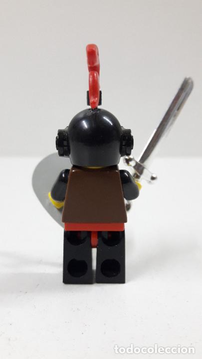 Juegos construcción - Lego: GUERRERO MEDIEVAL . ORIGINAL DE LEGO - Foto 3 - 222646807
