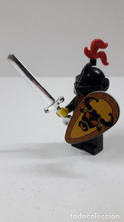 Juegos construcción - Lego: GUERRERO MEDIEVAL . ORIGINAL DE LEGO - Foto 4 - 222646807