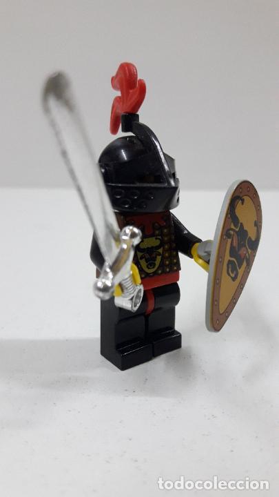 Juegos construcción - Lego: GUERRERO MEDIEVAL . ORIGINAL DE LEGO - Foto 5 - 222646807