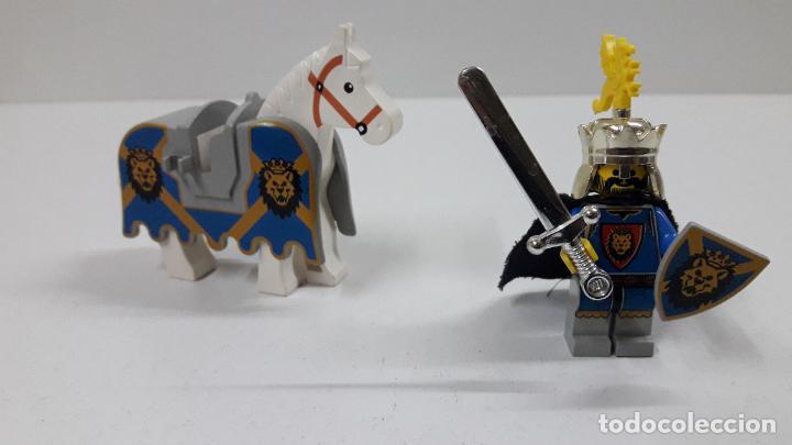 Juegos construcción - Lego: RICARDO CORAZON DE LEON A CABALLO . ORIGINAL DE LEGO - Foto 5 - 222648033