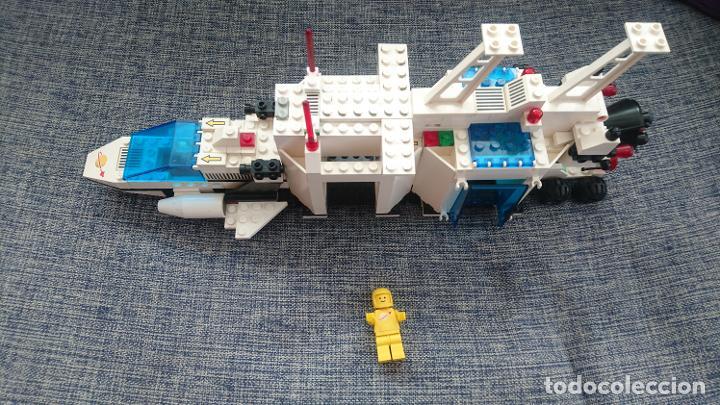ANTIGUO LEGO 6783 SPACE AÑO 1986 - INCOMPLETO Y CON INSTRUCCIONES (Juguetes - Construcción - Lego)