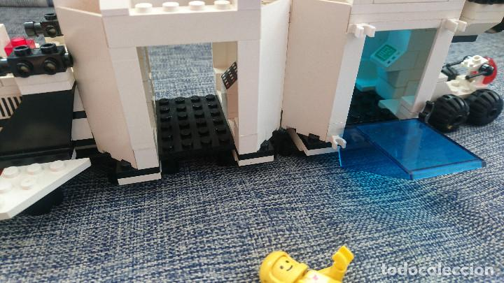 Juegos construcción - Lego: ANTIGUO LEGO 6783 SPACE año 1986 - INCOMPLETO Y CON INSTRUCCIONES - Foto 2 - 222668800