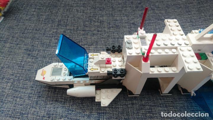 Juegos construcción - Lego: ANTIGUO LEGO 6783 SPACE año 1986 - INCOMPLETO Y CON INSTRUCCIONES - Foto 3 - 222668800