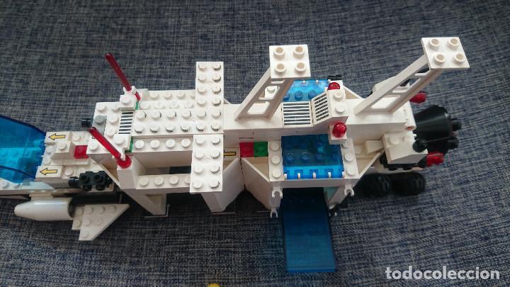 Juegos construcción - Lego: ANTIGUO LEGO 6783 SPACE año 1986 - INCOMPLETO Y CON INSTRUCCIONES - Foto 4 - 222668800