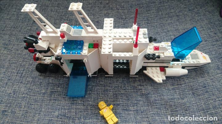 Juegos construcción - Lego: ANTIGUO LEGO 6783 SPACE año 1986 - INCOMPLETO Y CON INSTRUCCIONES - Foto 5 - 222668800