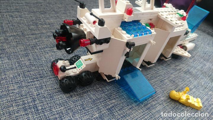 Juegos construcción - Lego: ANTIGUO LEGO 6783 SPACE año 1986 - INCOMPLETO Y CON INSTRUCCIONES - Foto 7 - 222668800