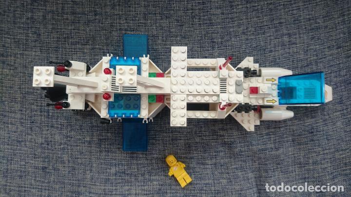 Juegos construcción - Lego: ANTIGUO LEGO 6783 SPACE año 1986 - INCOMPLETO Y CON INSTRUCCIONES - Foto 8 - 222668800