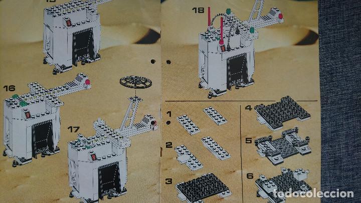 Juegos construcción - Lego: ANTIGUO LEGO 6783 SPACE año 1986 - INCOMPLETO Y CON INSTRUCCIONES - Foto 11 - 222668800