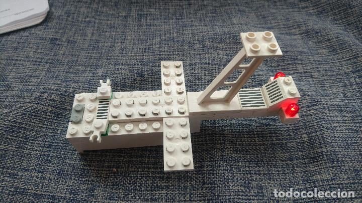 Juegos construcción - Lego: ANTIGUO LEGO 6783 SPACE año 1986 - INCOMPLETO Y CON INSTRUCCIONES - Foto 12 - 222668800