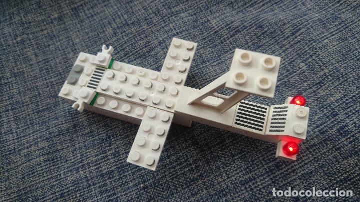 Juegos construcción - Lego: ANTIGUO LEGO 6783 SPACE año 1986 - INCOMPLETO Y CON INSTRUCCIONES - Foto 13 - 222668800