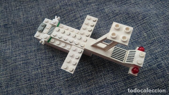 Juegos construcción - Lego: ANTIGUO LEGO 6783 SPACE año 1986 - INCOMPLETO Y CON INSTRUCCIONES - Foto 14 - 222668800