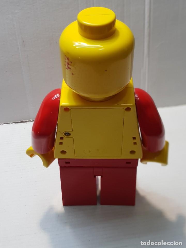 Juegos construcción - Lego: Lego linterna grande original funcionando - Foto 2 - 222857405