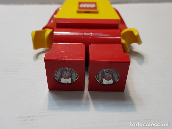 Juegos construcción - Lego: Lego linterna grande original funcionando - Foto 4 - 222857405